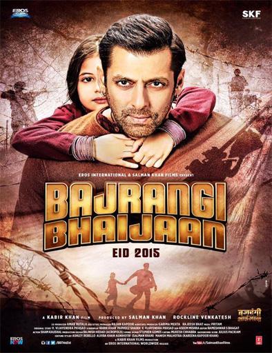 Poster de Bajrangi Bhaijaan