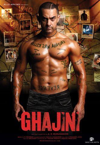 Poster de Ghajini