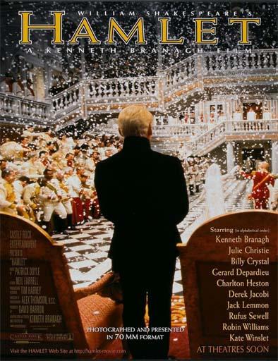 Poster de Hamlet