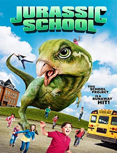 Poster de Jurassic School