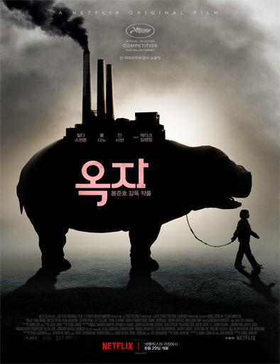 Poster de Okja