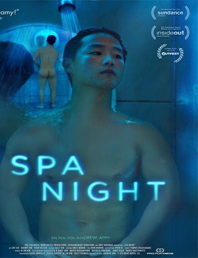 Poster de Spa Night