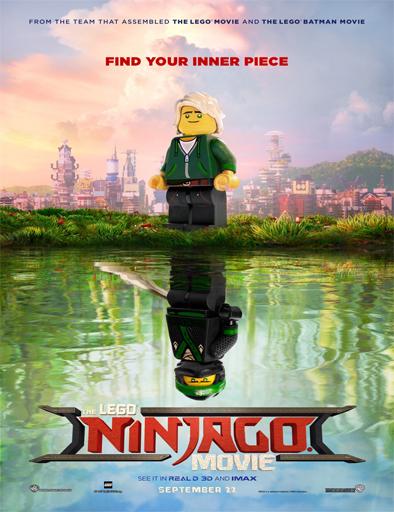 LEGO Ninjago La Película (2017)[CAM] [Latino] [1 Link] [MEGA]
