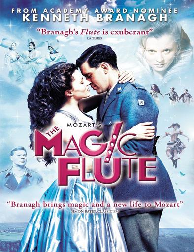 Poster de The Magic Flute (La flauta mágica)