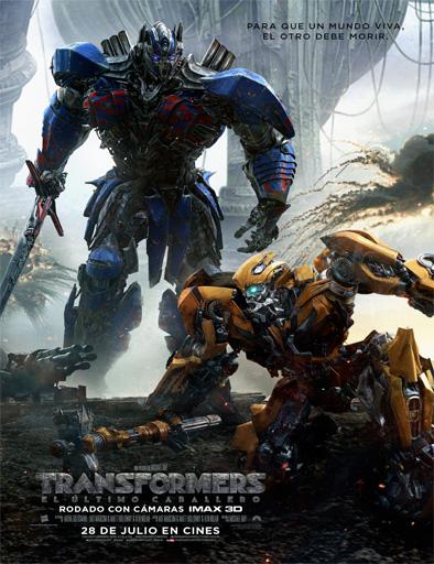 imagen Transformers El ultimo caballero (2017) Online