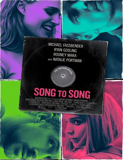 Poster de Song to Song