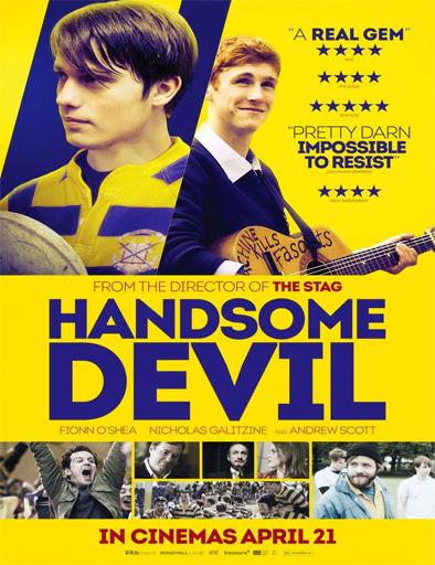 Poster de Handsome Devil