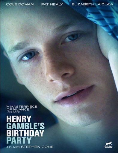 Poster de Henry Gamble's Birthday Party
