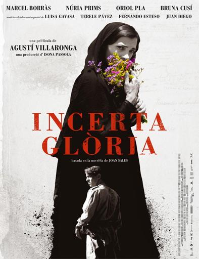 Poster de Incerta glòria