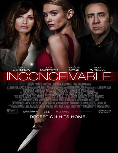 Poster de Inconceivable