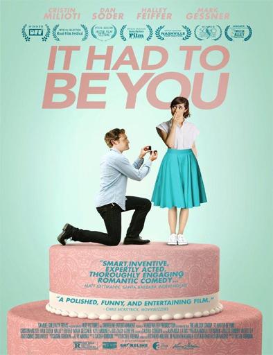 Poster de It Had to Be You (Tenías que ser tú)