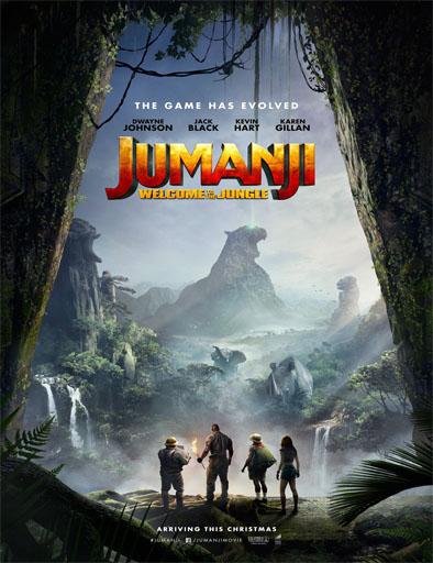 Jumanji: En la selva (2017) [CAM] [Latino] [1 Link] [MEGA]