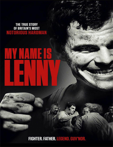 Poster de My Name Is Lenny