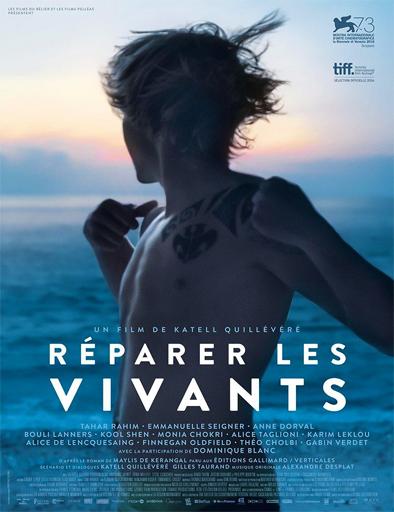Poster de Réparer les vivants (Reparar a los vivos)