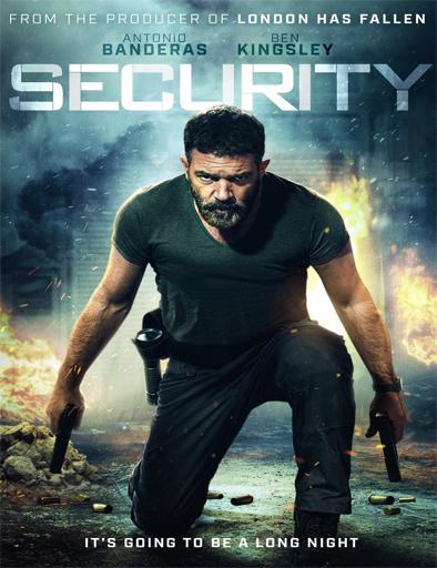 imagen Security (2017) Online Latino Completa HD