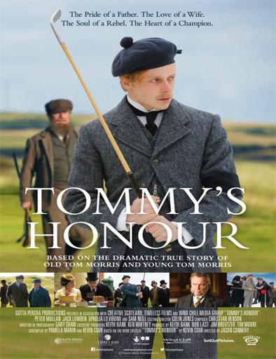 Poster de Tommy's Honour