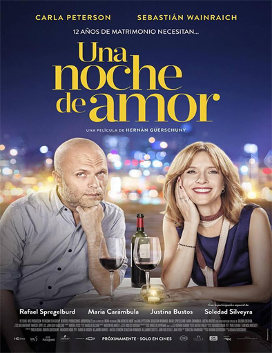 Poster de Una noche de amor