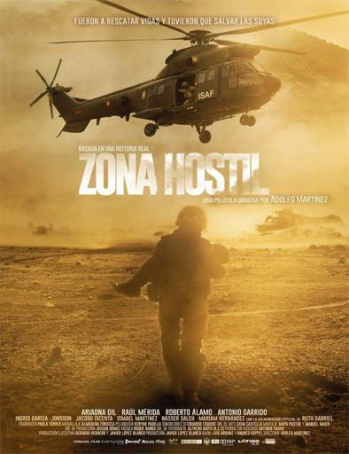 Poster de Zona hostil