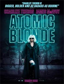 Poster new de Atomic Blonde