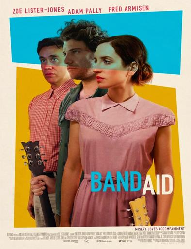 Poster de Band Aid