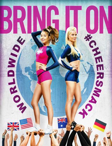 Poster de Bring It On: Worldwide #Cheersmack