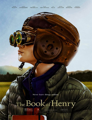 Poster de The Book of Henry