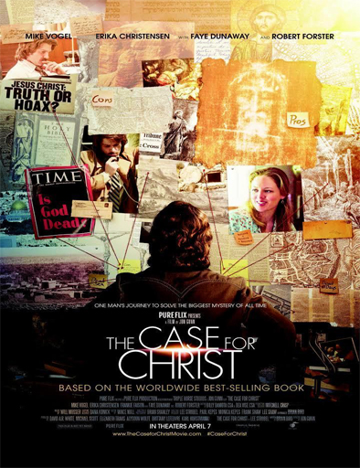 The Case for Christ (El caso de Cristo) (2017)[BRRip 720p] [SUBESP] [1 Link] [MEGA]