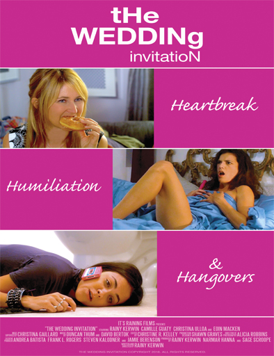 Poster de The Wedding Invitation