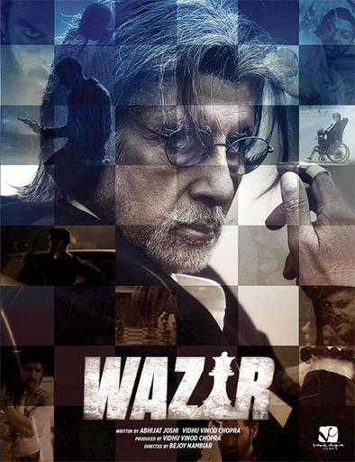 Poster de Wazir