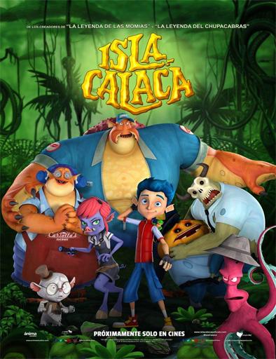 Isla Calaca Película Completa HD 720p [MEGA] [LATINO]