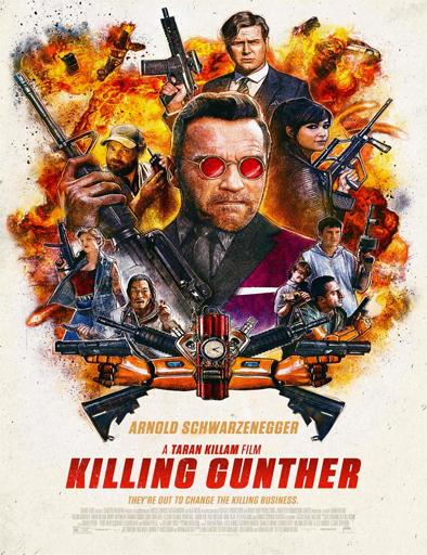 Poster de Killing Gunther