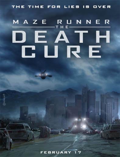 imagen Maze Runner La Cura Mortal (2018) Online