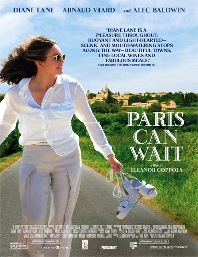 Poster de Paris Can Wait