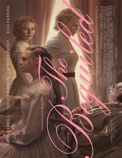 Poster de The Beguiled (El seductor)