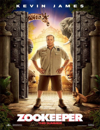 Poster de The Zookeeper (Zooloco)