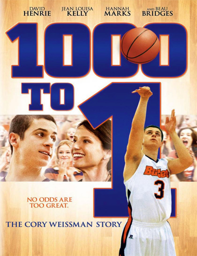 Poster de 1000 to 1: The Cory Weissman Story