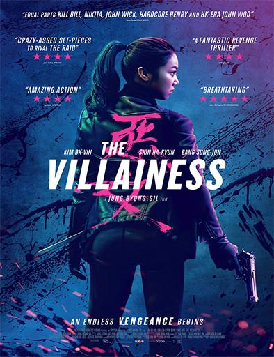 Poster de Ak-Nyeo (La villana)
