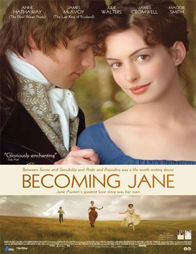 Poster de Becoming Jane (La joven Jane Austen)