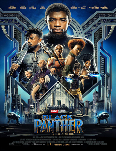Black Panther (Pantera Negra) (2018)[CAM] [Latino] [1 Link] [MEGA]
