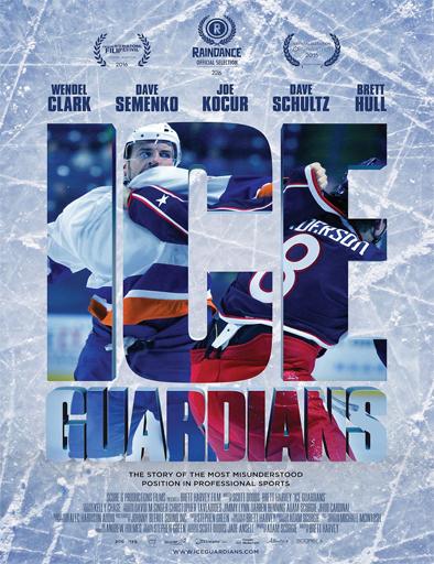 Poster de Ice Guardians