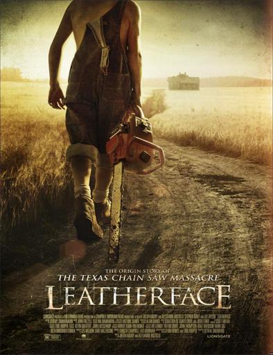 Leatherface (2017) [DVDRip] [SubEspañol] [1 Link] [MEGA]
