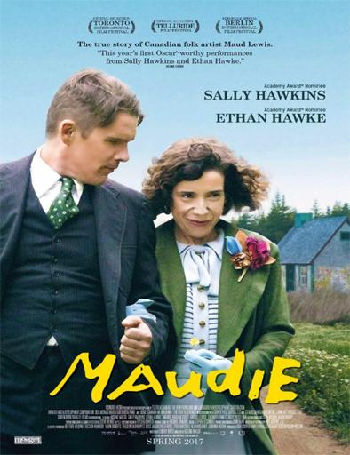 Poster de Maudie, el color de la vida