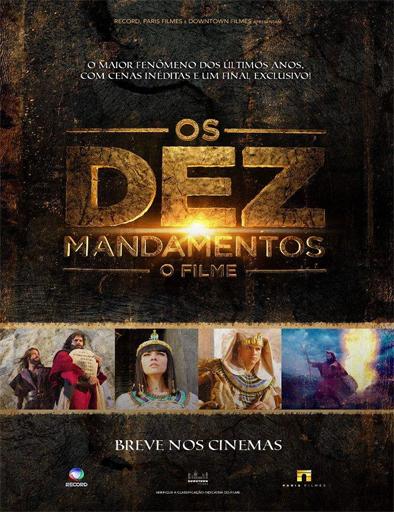Moisés y Los diez Mandamientos Película Completa DVD [MEGA] [LATINO] 2016
