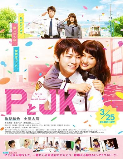 Poster de P to JK  (Policeman and Me)