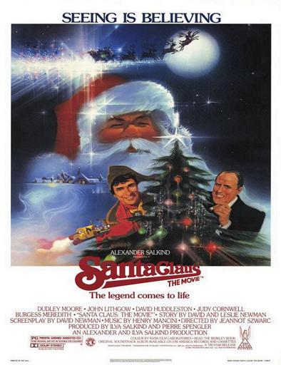 Poster de Santa Claus: The Movie