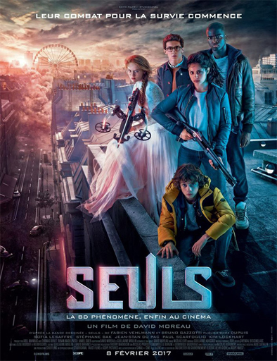 Poster de Seuls