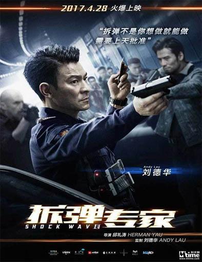 Poster de Shock Wave