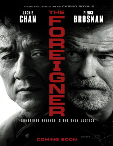 The Foreigner (El implacable) (2017) [BRRip 720p] [SUBESP] [1 Link] [MEGA]