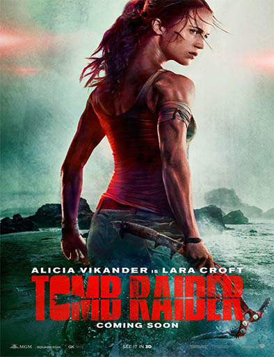 Tomb Raider (2018)[CAM/TS] [Latino] [1 Link] [MEGA]