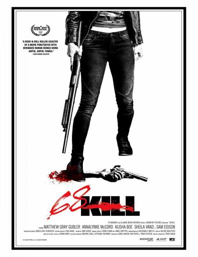 68 Kill (2017) [BRRip 720p] [Sub-Español] [OPENLOAD] [1Fichier]